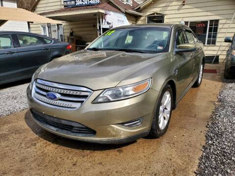 2012 Ford Taurus for sale at Auto Town Used Cars in Morgantown WV