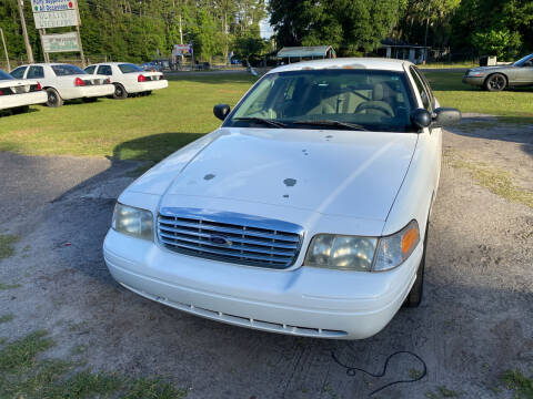 2008 Ford Crown Victoria for sale at Carlyle Kelly in Jacksonville FL