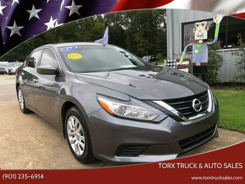 2017 Nissan Altima for sale at Torx Truck & Auto Sales in Eads TN