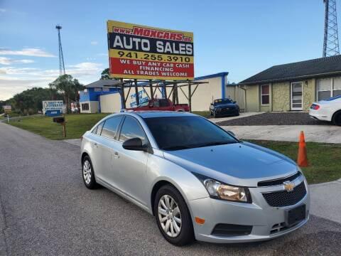 2011 Chevrolet Cruze for sale at Mox Motors in Port Charlotte FL