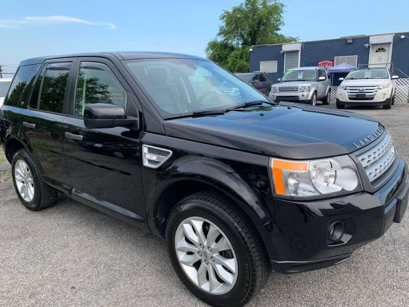 2012 Land Rover LR2 for sale at TD MOTOR LEASING LLC in Staten Island NY