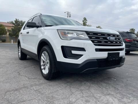 2017 Ford Explorer for sale at Boktor Motors in Las Vegas NV