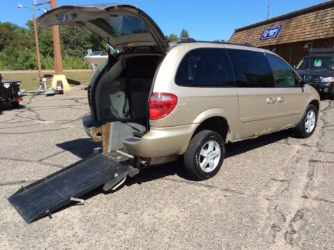 2007 Dodge Grand Caravan for sale at MOTORS N MORE in Brainerd MN