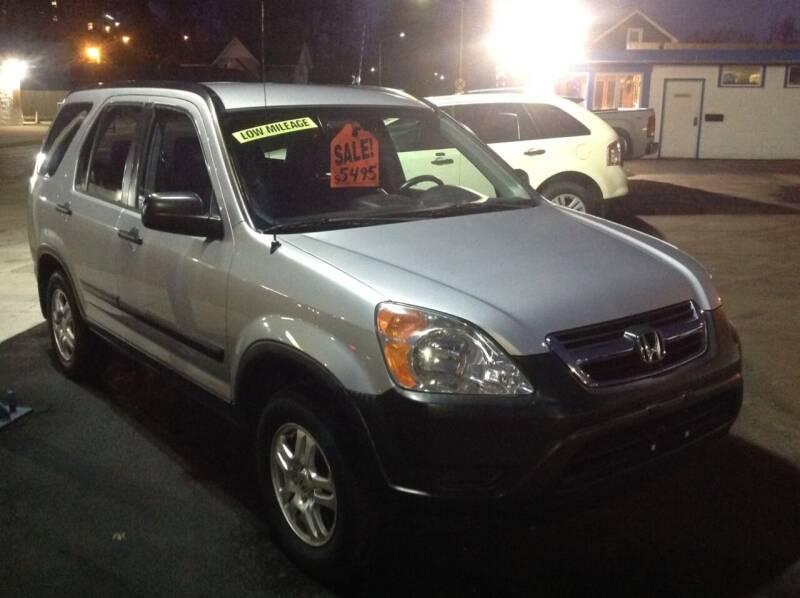 2004 Honda CR-V for sale at Sindic Motors in Waukesha WI