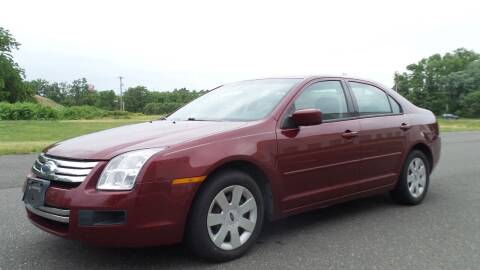 2006 Ford Fusion for sale at PA Auto World in Levittown PA