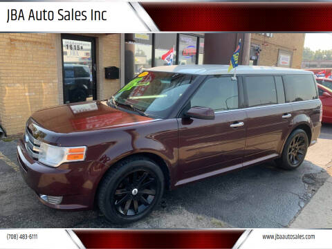 2009 Ford Flex for sale at JBA Auto Sales Inc in Stone Park IL