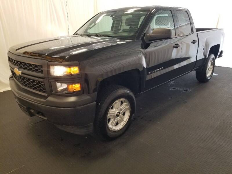 2014 Chevrolet Silverado 1500 for sale at Rick's R & R Wholesale, LLC in Lancaster OH