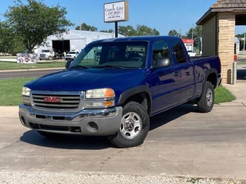 2003 GMC Sierra 1500 for sale at Rolling Wheels LLC in Hesston KS