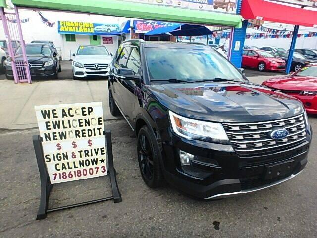 2016 Ford Explorer for sale at 4530 Tip Top Car Dealer Inc in Bronx NY