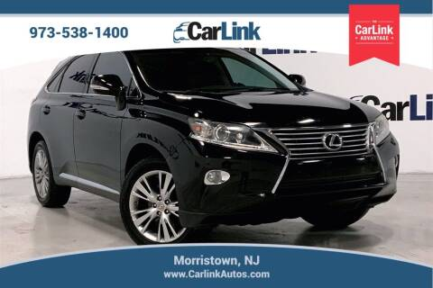 2014 Lexus RX 350 for sale at CarLink in Morristown NJ
