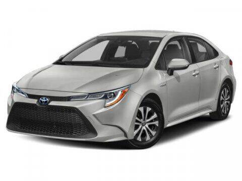 2021 Toyota Corolla Hybrid for sale at BEAMAN TOYOTA GMC BUICK in Nashville TN