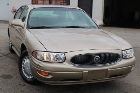 2005 Buick LeSabre for sale at JT AUTO in Parma OH