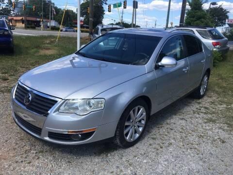 2010 Volkswagen Passat for sale at Deme Motors in Raleigh NC