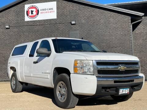2009 Chevrolet Silverado 1500 for sale at Big Man Motors in Farmington MN