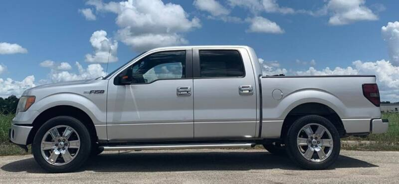 2011 Ford F-150 for sale at Palmer Auto Sales in Rosenberg TX