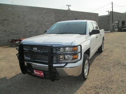 2014 Chevrolet Silverado 1500 for sale at Stagner INC in Lamar CO