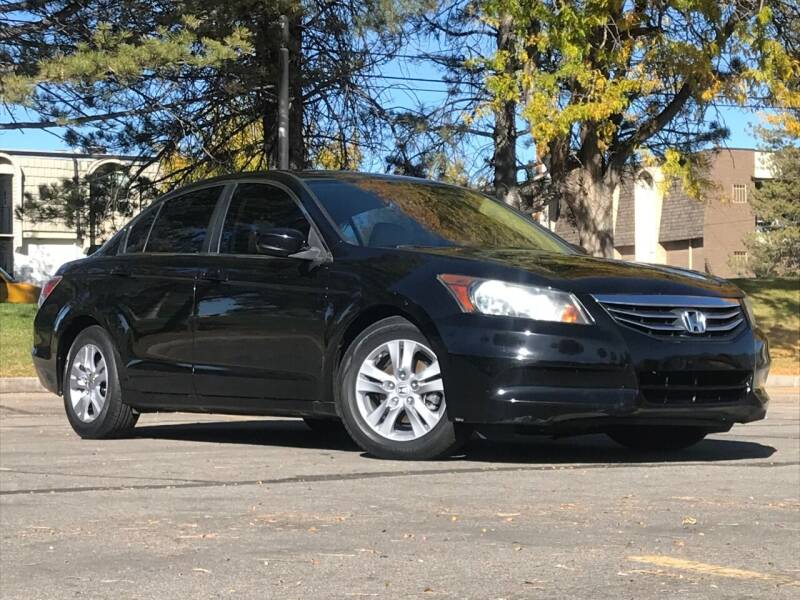 2012 Honda Accord for sale at Used Cars and Trucks For Less in Millcreek UT