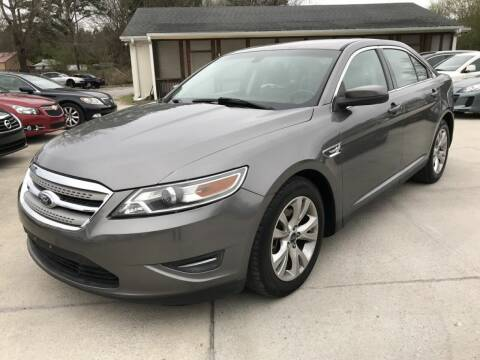 2012 Ford Taurus for sale at Auto Class in Alabaster AL