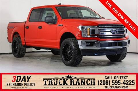 2020 Ford F-150 for sale at Truck Ranch in Twin Falls ID