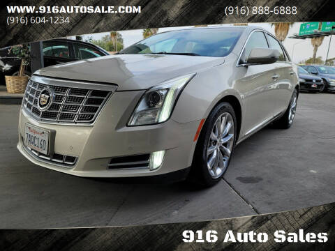 2013 Cadillac XTS for sale at 916 Auto Sales in Sacramento CA