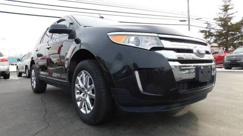 2011 Ford Edge for sale at Action Automotive Service LLC in Hudson NY