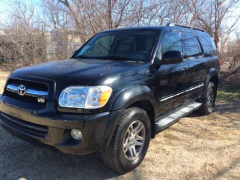 2006 Toyota Sequoia for sale at Allen Motor Co in Dallas TX