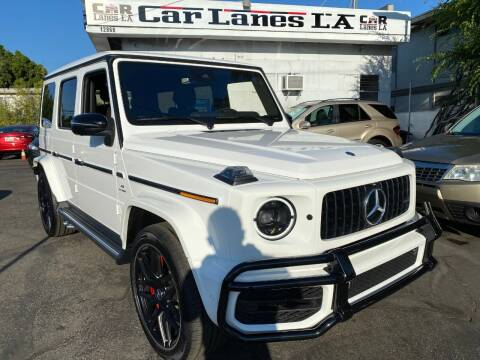 2020 Mercedes-Benz G-Class for sale at Car Lanes LA in Valley Village CA