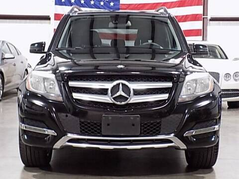 2015 Mercedes-Benz GLK for sale at Texas Motor Sport in Houston TX