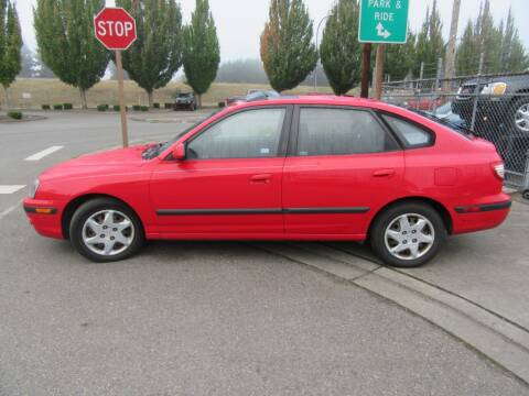 2005 Hyundai Elantra for sale at Car Link Auto Sales LLC in Marysville WA