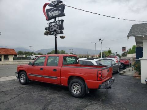 2005 Chevrolet Silverado 1500 for sale at Speedway Motors in Glendora CA