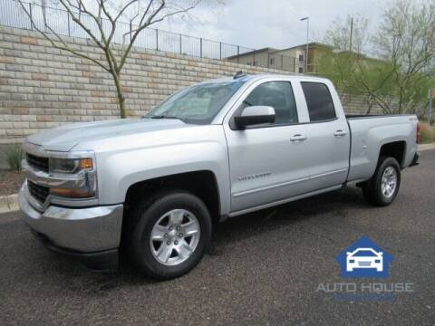 2018 Chevrolet Silverado 1500 for sale at Curry's Cars Powered by Autohouse - Auto House Tempe in Tempe AZ