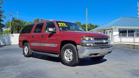 2004 Chevrolet Suburban for sale at Select Autos Inc in Fort Pierce FL