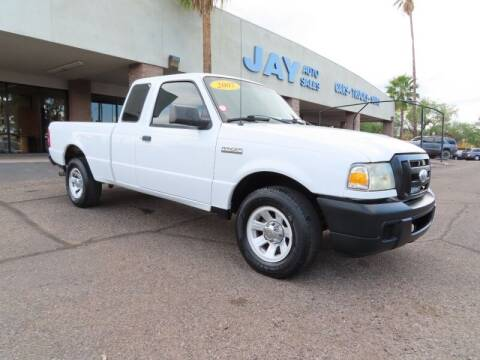 2007 Ford Ranger for sale at Jay Auto Sales in Tucson AZ