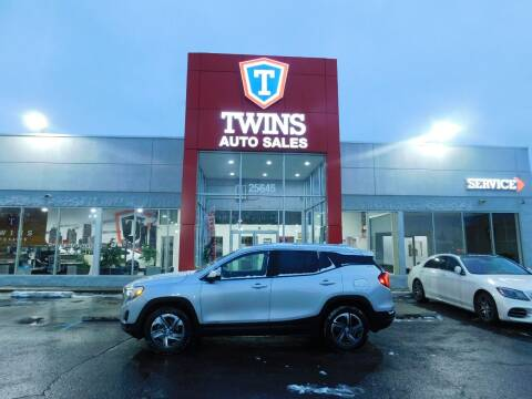 2019 GMC Terrain for sale at Twins Auto Sales Inc Redford 1 in Redford MI