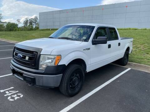 2013 Ford F-150 for sale at SEIZED LUXURY VEHICLES LLC in Sterling VA