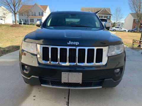 2013 Jeep Grand Cherokee for sale at A & R Motors in Richmond VA