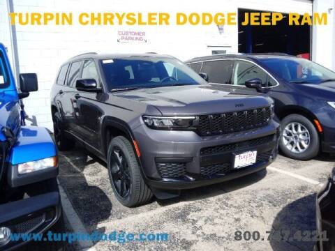 2021 Jeep Grand Cherokee L for sale at Turpin Dodge Chrysler Jeep Ram in Dubuque IA