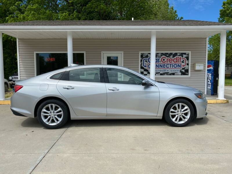 2017 Chevrolet Malibu for sale at Car Credit Connection in Clinton MO