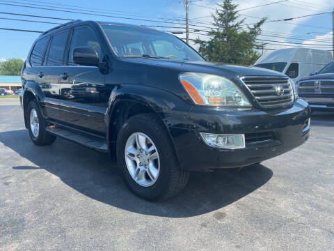 2007 Lexus GX 470 for sale at Action Automotive Service LLC in Hudson NY