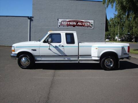 1995 Ford F-350 for sale at Motion Autos in Longview WA