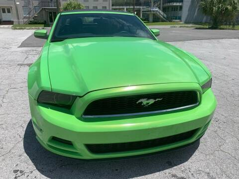 2014 Ford Mustang for sale at Consumer Auto Credit in Tampa FL