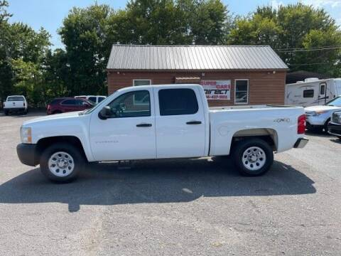 2012 Chevrolet Silverado 1500 for sale at Super Cars Direct in Kernersville NC