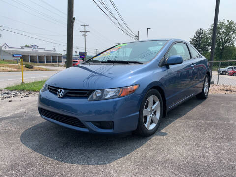 2006 Honda Civic for sale at Credit Connection Auto Sales Dover in Dover PA