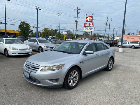 2010 Ford Taurus for sale at 4th Street Auto in Louisville KY