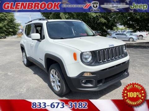 2016 Jeep Renegade for sale at Glenbrook Dodge Chrysler Jeep Ram and Fiat in Fort Wayne IN