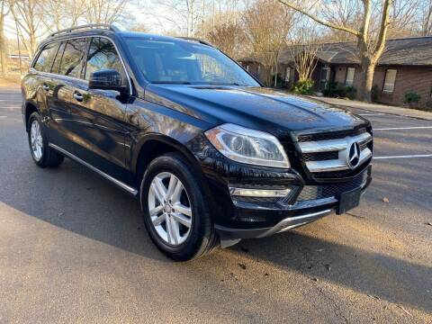 2013 Mercedes-Benz GL-Class for sale at Bowie Motor Co in Bowie MD