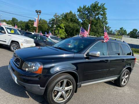 2010 Volvo XC90 for sale at Primary Motors Inc in Commack NY