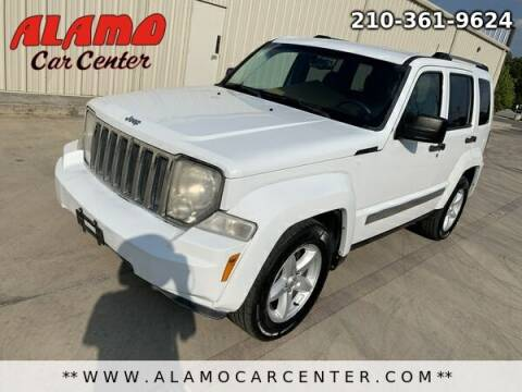 2012 Jeep Liberty for sale at Alamo Car Center in San Antonio TX