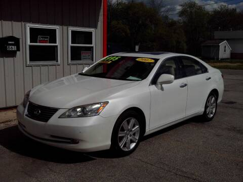 2007 Lexus ES 350 for sale at Midwest Auto & Truck 2 LLC in Mansfield OH