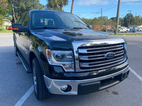 2014 Ford F-150 for sale at LUXURY AUTO MALL in Tampa FL